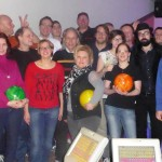 Neujahrs-Bowling 2015